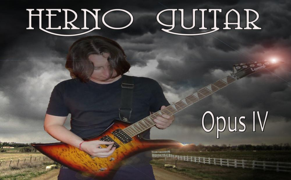 HERNO GUITAR PRESENTA SU SINGLE OPUS IV