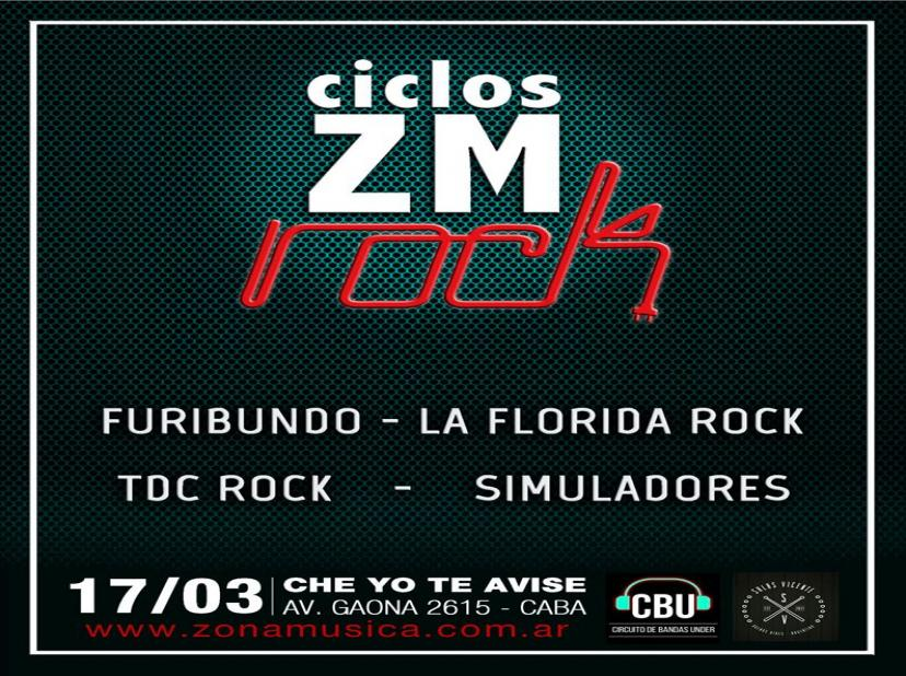 CICLOS ZM ROCK VOL2